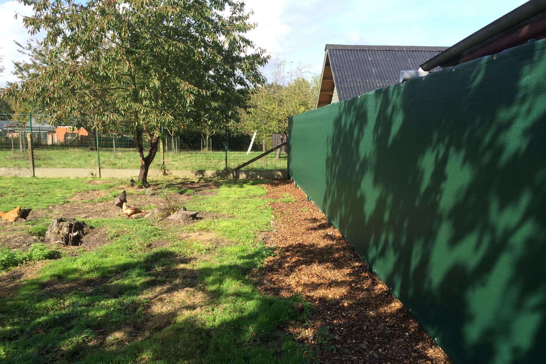 privacyscherm voor tuin